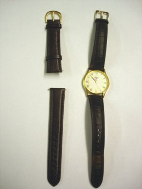 Watch straps:watch strap how-tos,how to change a watch strap