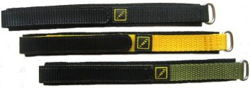 Velcro watch strap
